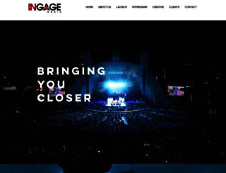 ingagemedia.co.uk screenshot
