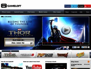ingameads.gameloft.com screenshot