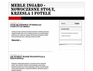 ingaro.pl screenshot