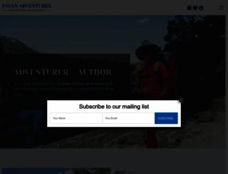 ingasadventures.com screenshot