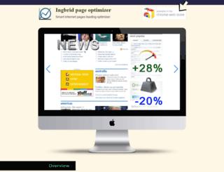ingbrid.com screenshot