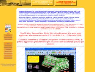 ingegneriasoft.com screenshot