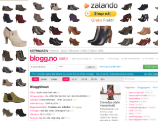 ingelinbrylluplinn.blogg.no screenshot