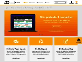 ingenodata.ch screenshot