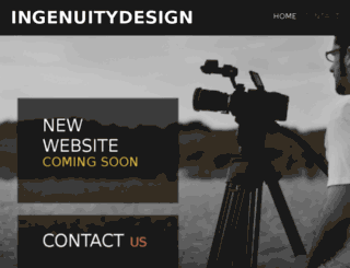 ingenuitydesign.com.au screenshot