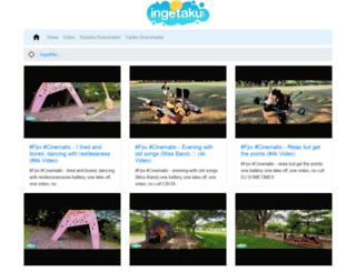 ingetaku.com screenshot