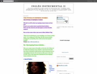 ingles-instrumental-ii.blogspot.com screenshot