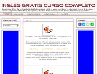 ingleseplus.blogspot.com screenshot