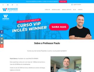 ingleswinner.com screenshot