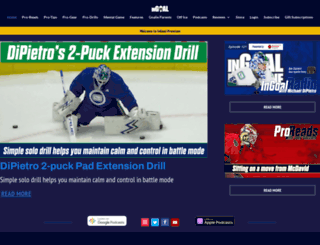 ingoalmag.com screenshot