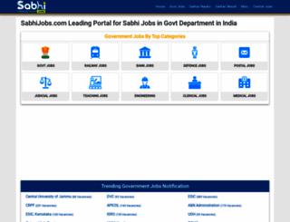 ingovtjob.com screenshot
