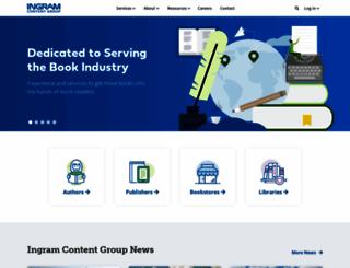 ingramcontent.com screenshot