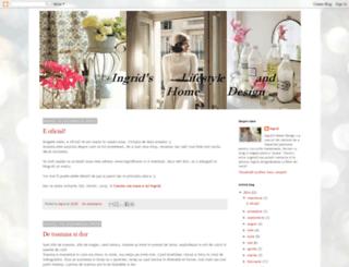 ingridshomedesign.blogspot.ro screenshot