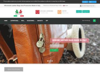 ingrossoborseonline.com screenshot