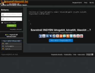 ingyenlatogato.hu screenshot