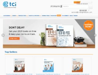 inhealthcare.com screenshot