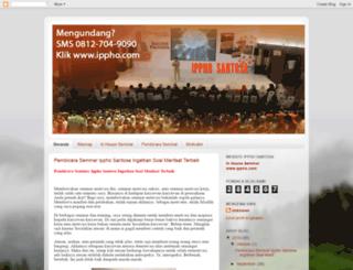 inhouseseminarindonesia.blogspot.com screenshot