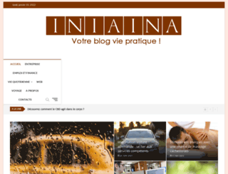 iniaina.com screenshot