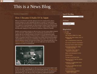 inibl0gberita.blogspot.com screenshot