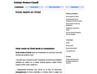 iniciarsesiongmail.info screenshot