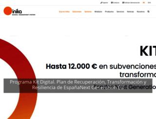 inika.net screenshot