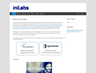 inilabs.com screenshot