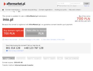 inio.pl screenshot