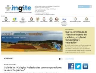 inite.es screenshot
