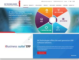 initechnologies.com screenshot