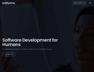 initforthe.com screenshot