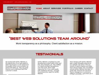 initial-medias.com screenshot