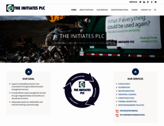 initiatesgroup.com screenshot