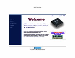 initio.com screenshot