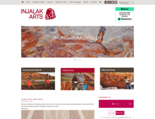 injalak.com screenshot