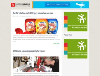 injectionmolding.com screenshot