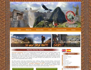 inkaquest.com screenshot