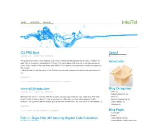inkatel.com screenshot