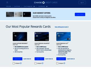 inkcardfromchase.com screenshot