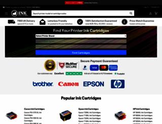 inkfactory.com screenshot