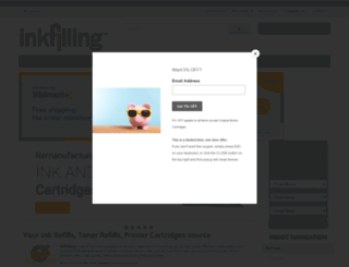 inkfilling.com screenshot