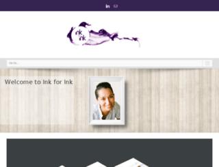 inkforink.com screenshot