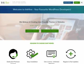 inkhive.com screenshot
