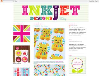 inkjetdesigns.blogspot.com screenshot
