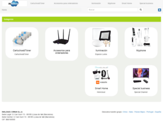 inkloud.es screenshot