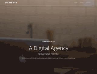 inkmyweb.com screenshot