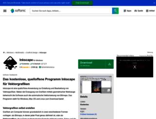 inkscape.softonic.de screenshot