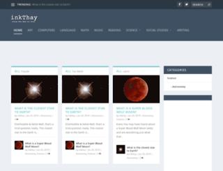 inkthay.com screenshot