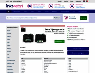 inktweb.nl screenshot