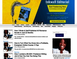 inkwelleditorial.com screenshot