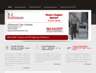 inlandempirecopier.com screenshot